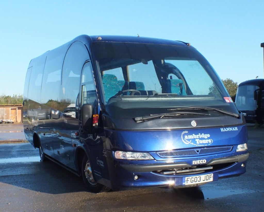 Minibus Hire Cambridge