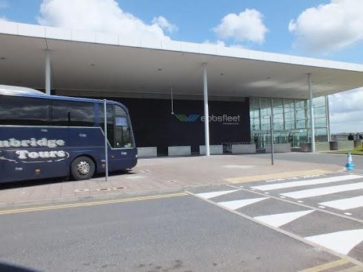 Coach Airport Transfers Cambridge